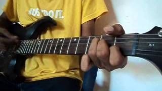 addicted enrique iglesias  guitar lesson