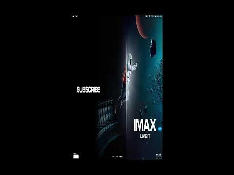 How to set avengers Infinity War trailer as wallpaper