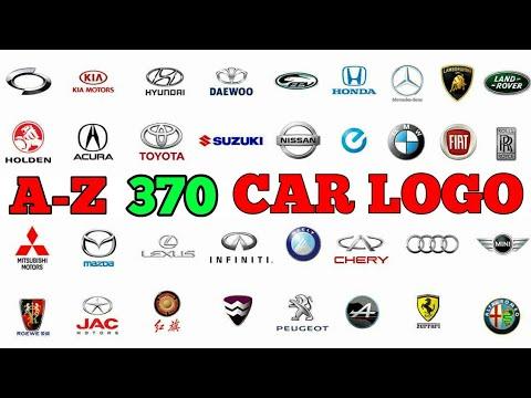 A Z 370 Car Company Logos You