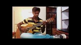 Download Hindi Video Songs - Kaatu Mooliyo Pranayam Unplugged Guitar Cover_Om Shanthi Oshaana