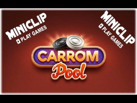 New Game Miniclip = Carrom Pool