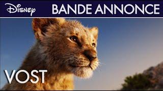 Le Roi Lion (2019) - Bande-annonce officielle (VOST) I Disney