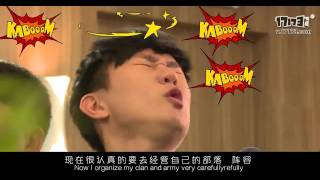 JJ Lin 林俊傑 - 部落衝突 Clash of the Clans BTS