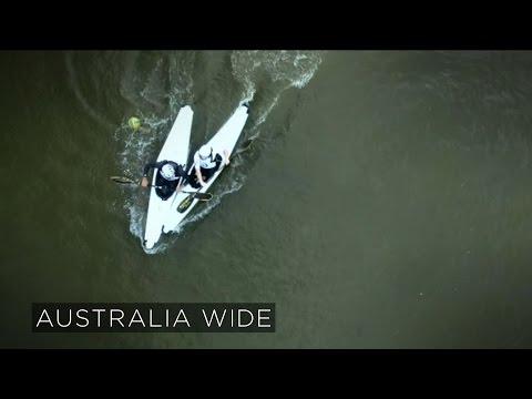 The return of canoe polo