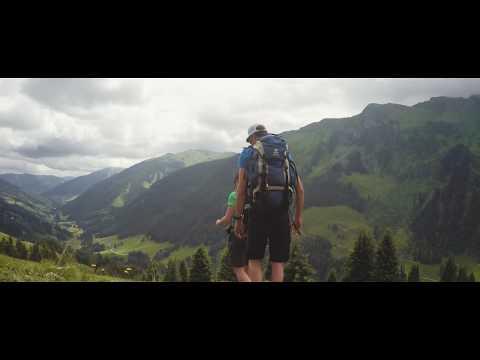 Wandern im Home of Lässig Saalbach Hinterglemm