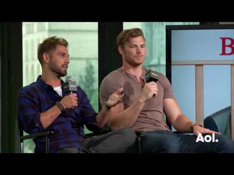 Derek Theler And JeanLuc Bilodeau Talk About Working On