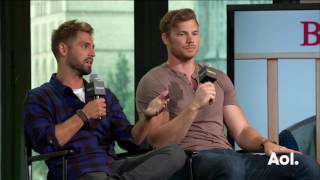 """Derek Theler And Jean-Luc Bilodeau Talk About Working On """"Baby Daddy"""" 