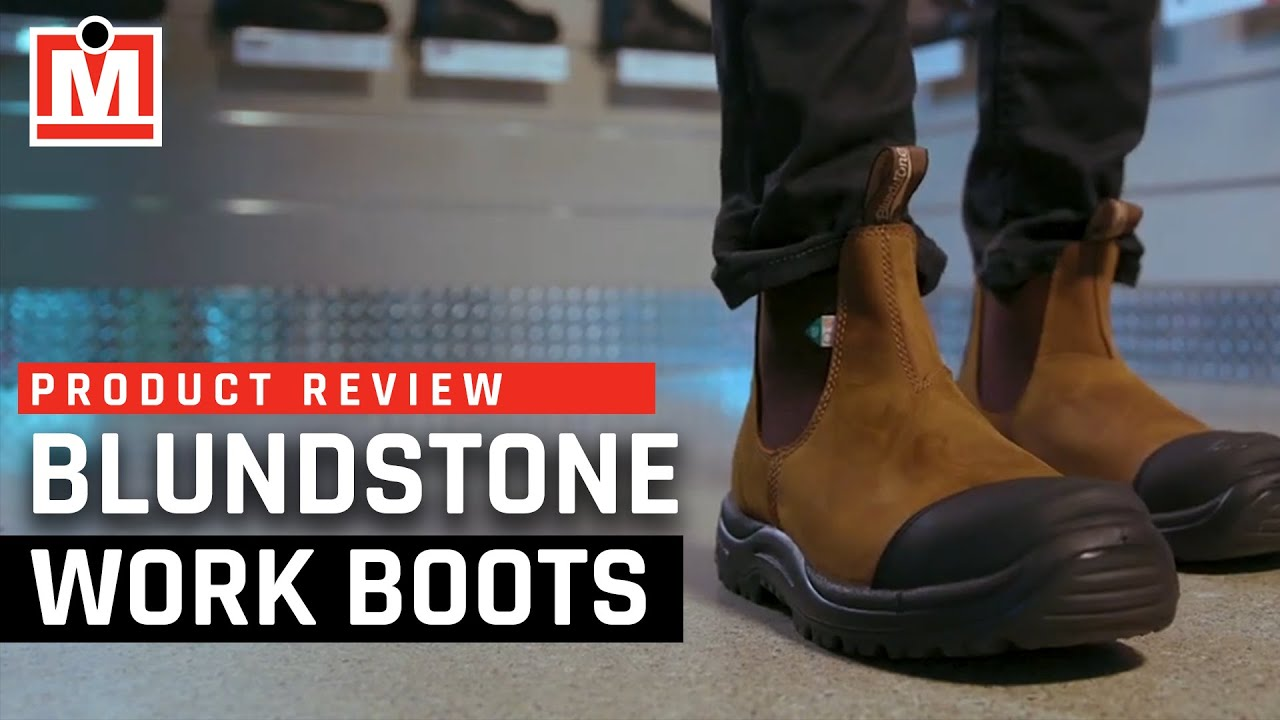 7f9913a2347 Product Review: Blundstone CSA Greenpatch with Rubber Toe Cap