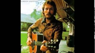 """The Last Time I Saw Her Face"": GORDON LIGHTFOOT"
