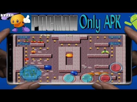 How To Download Hyper Pac-Man Game For Android Devices (Urdu/Hindi) |Pac-Man Game Download Only Apk|