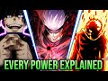 Cover image Jujutsu Kaisen POWER SYSTEM EXPLAINED - What is Cursed Energy, Cursed Techniques & Cursed Spirits?