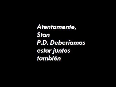 Stan - Eminem Feat. Dido Subtitulada