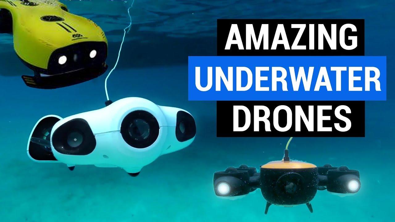 More Drones !!!