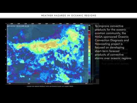 NCAR's Aviation Weather Research & Development