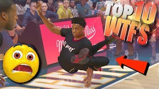 TOP 10 Things I DON'T Want To See In NBA 2K18 - Glitches & WTF's