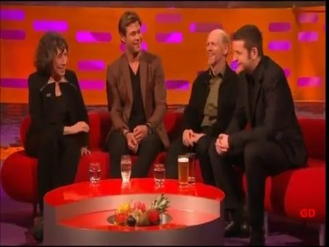 Kevin Bridges on The Graham Norton Show (4th Dec 2015)