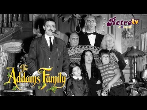 Intro Los Locos Addams The Addams Family 1964 1966 Espanol Latino Youtube