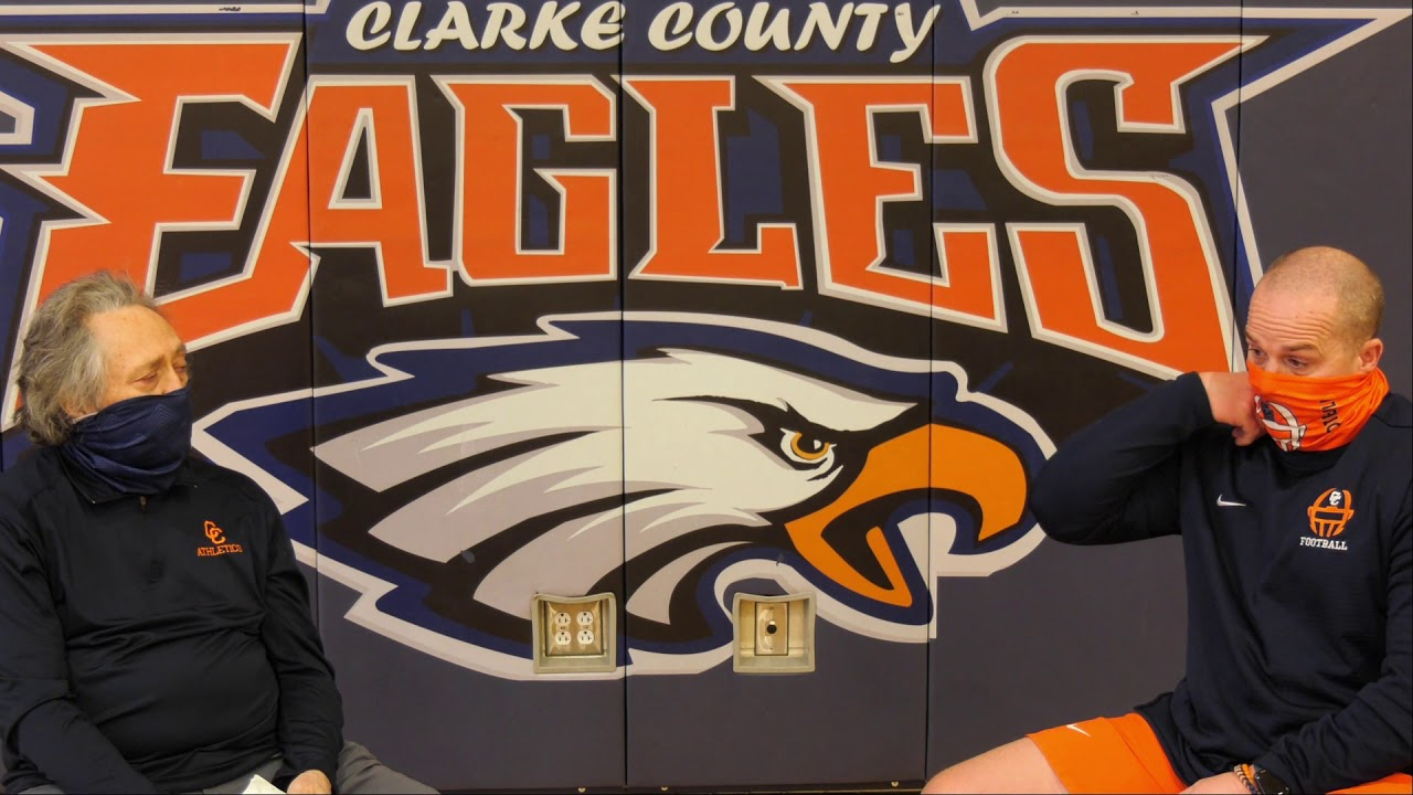 Download The Clarke County Sports Game of the Week Pre Season show 2021