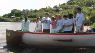 video-arabic-Les Bébé yoles au secours du tourisme en Martinique