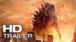 Exklusiv: GODZILLA 2014 Trailer #2 Deutsch German | Official [HD]