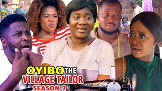 OYIBO THE VILLAGE TAILOR SEASON 7 (Trending Hit Movie) Mercy Johnson 2021 Nigerian Nollywood Movie