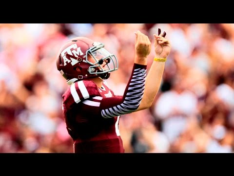 The Most Exciting Quarterback in College Football |Johnny Manziel| Texas A&M Highlights