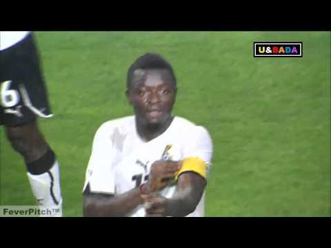 International Friendly - KOREA vs GHANA(Gyan Goal) 110607