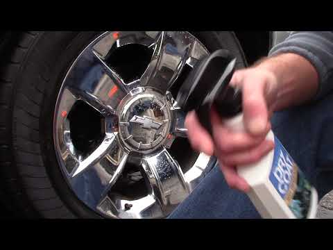 Stop Brake Rotor RUST When Detailing Wheels - Super Fast & Safe!