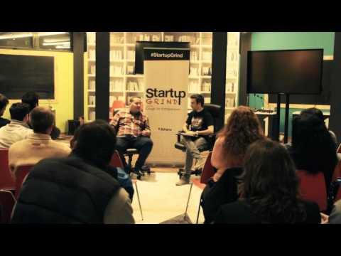 Startup Grind Athens Hosted Manos Moschous (AbZorba Games)