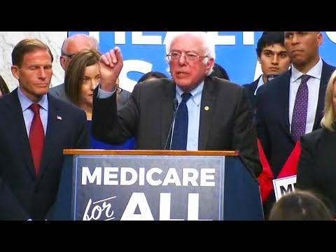 Bernie Sanders' Medicare-For-All Bill EXPLAINED