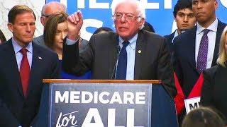 Bernie Sanders' Medicare-For-All Bill EXPLAINED
