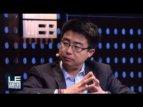 Peter Deng, Facebook is Interviewed by David Kirkpatrick at LeWeb Paris 2012