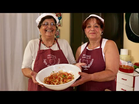 Pasta Grannies Discover Albanian Style Tagliatelle With Breadcrumbs From Basilicata