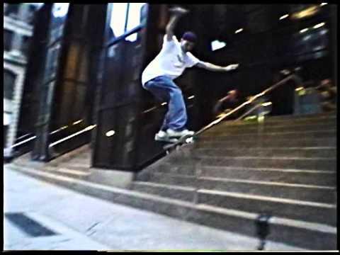 Mike Bell Boston Financial District Silver Rail Battle 1995
