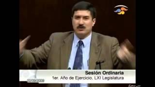 El mejor debate de Fernández Noroña.  Javier Corral VS Fernández Noroña en 2009.