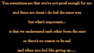 Nothing Can Break Us Apart (Original Song)