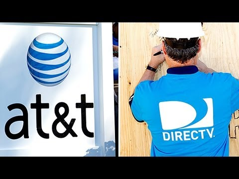 AT&T Buys DirecTV for $50 Billion