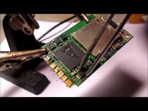 FTVLog - 4 - Desoldering SMD with Torch For Fun (Audio: PT-pt and Subtitles: EN)