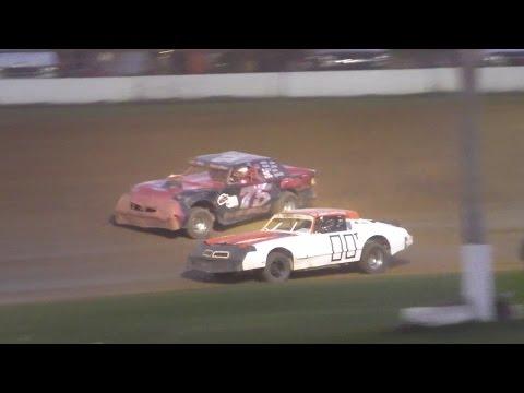 Pure Stock Heat Four   McKean County Raceway   Fall Classic   10-15-16
