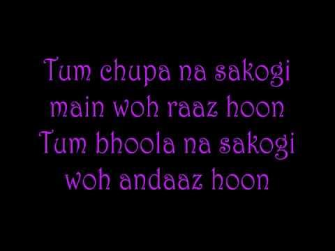 Main Yahan Hoon Lyrics