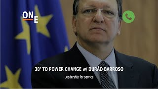 30' to Power Change - Episode 5 - Durão Barroso