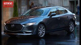 Новая Mazda 3: все подробности