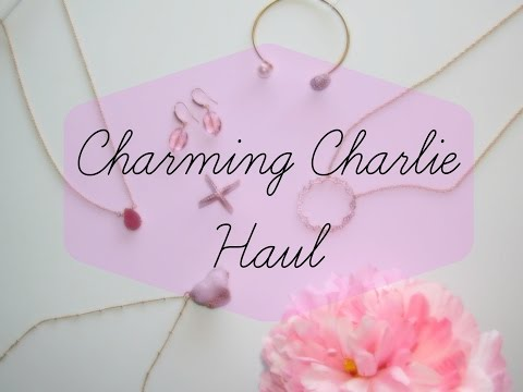 Charming Charlie Haul | Beauty With Lily