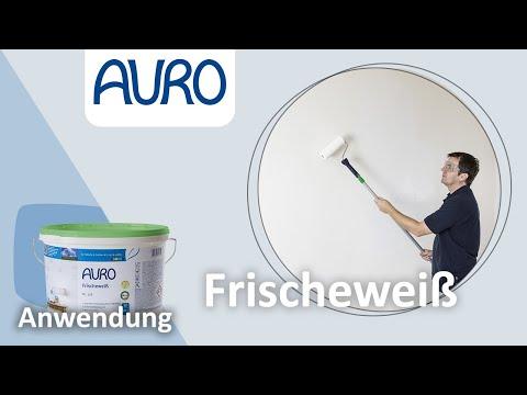 AURO Anwendung Frischeweiß