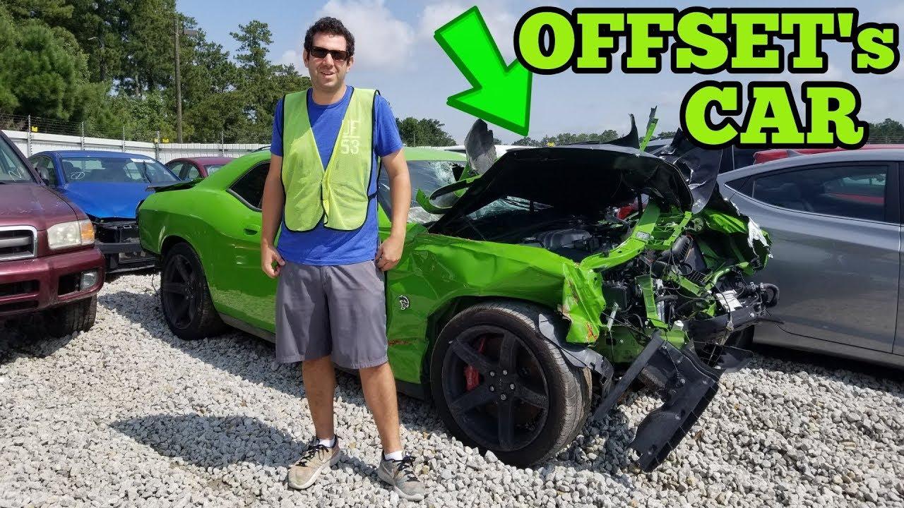 Offsets car
