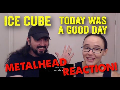 Today Was A Good Day - Ice Cube (REACTION! by metalheads ...