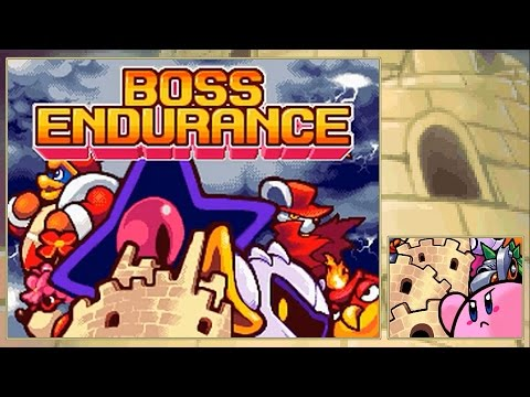 Kirby Squeak Squad [Boss Endurance] (No Abilities)