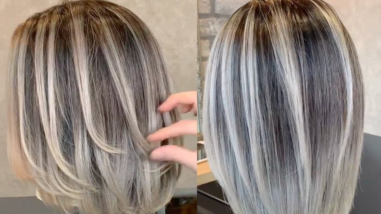 【知らない方必見】ホワイトグレー  髪色 に必ずなれる唯一の方法