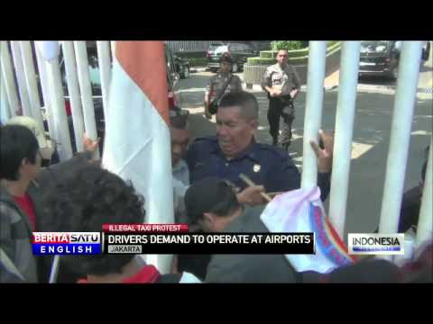 Illegal Taxi Drivers Demand to Operate at Airports