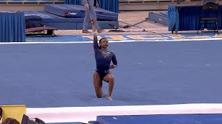 Nia Dennis - 2021 Floor Exercise (1-23-21)